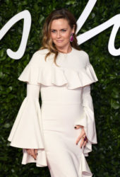 Alicia Silverstone at Fashion Awards 2019 in London