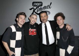 Bishop Briggs Visits Jimmy Kimmel Live!