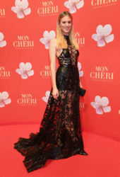 Celebrity Dresses - Larissa Marolt at Mon Cheri Barbara Tag Ball