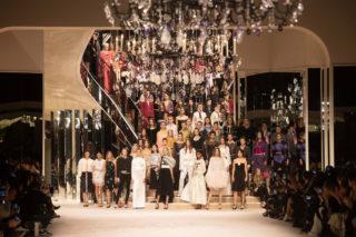 Kaia Gerber at Chanel Metiers d'Art 2019/2020 Runway Show in Paris