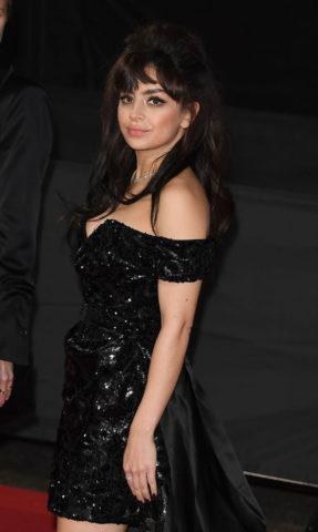 Charli XCX at Fashion Awards 2019 in London