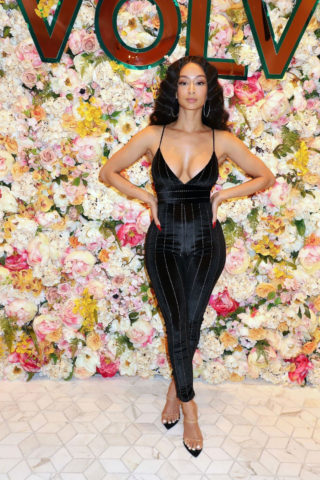 Draya Michele at Her Clothing Launch in Las Vegas