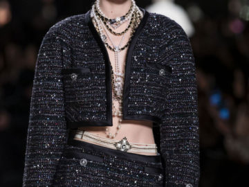 Gigi Hadid at Chanel Metiers D'Art 2019/2020 Runway Show in Paris