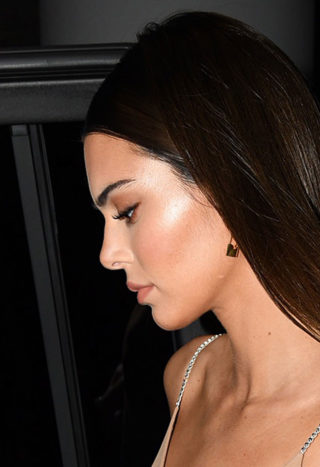 Kendall Jenner Night Out in Miami