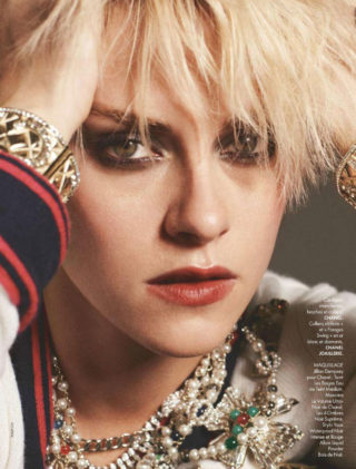 Kristen Stewart in Elle Magazine, France December 2019
