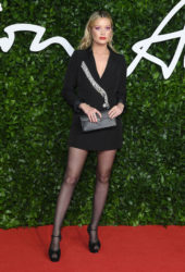Laura Whitmore at Fashion Awards 2019 in London