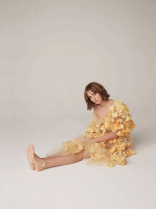 Magazine Covers - Maya Hawke in Glamour Magazine Spain, January 2020