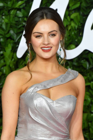 Niomi Smart at Fashion Awards 2019 in London