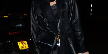 Rita Ora Leaves Vas J. Morgans Birthday Party at Laylow in London