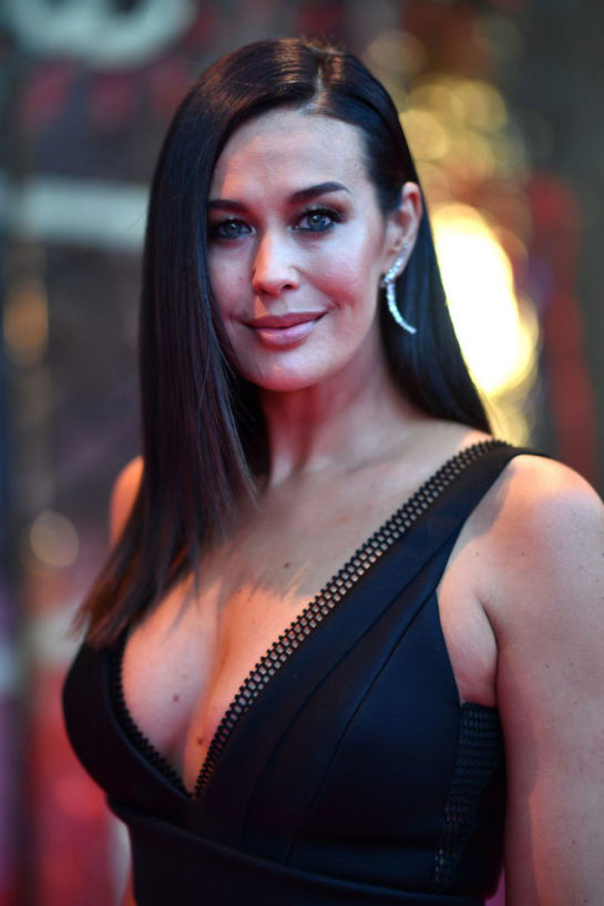 Megan Gale at NGV Gala 2019 in Melbourne