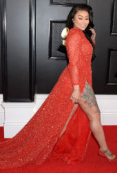 Blac Chyna at 62nd Annual Grammy Awards in Los Angeles