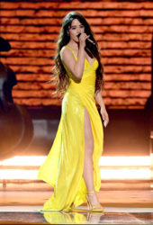 Camila Cabello Performs at 2020 Grammy Awards