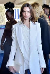 Emily Ratajkowski at 25th Annual Critics' Choice Awards in Santa Monica