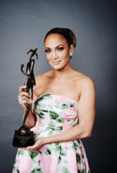 Jennifer Lopez at the Palm Springs International Film Festival Awards Gala