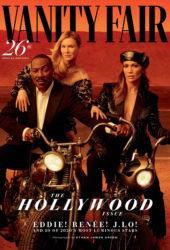 Jennifer Lopez,Renée Zellweger, Lily-Rose Depp, Laura Dern, Lili Reinhart, Park So Dam, Taylor Russell in Vanity Fair Hollywood Issue 2020