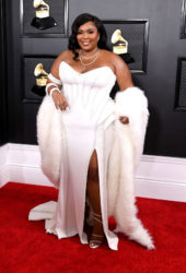 Lizzo at 62nd Annual Grammy Awards in Los Angeles