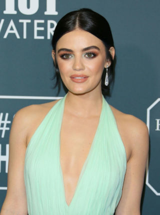 Lucy Hale at 25th Annual Critics' Choice Awards in Santa Monica
