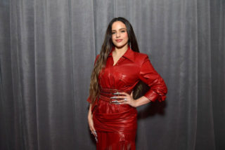 Rosalía at 62nd Annual Grammy Awards in Los Angeles