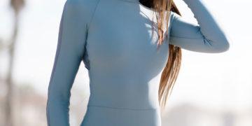 Taylor Nunez in a Swimwear Five Dance Wear 2020