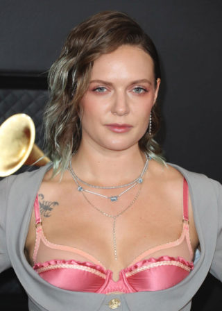 Tove Lo at 62nd Annual Grammy Awards in Los Angeles