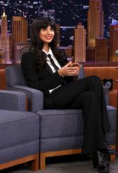 Jameela Jamil on The Tonight Show Starring Jimmy Fallon