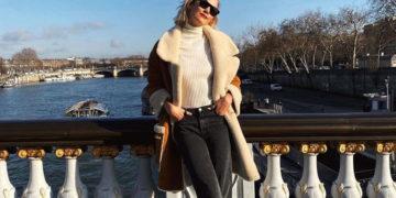 Karlie Kloss in Paris January