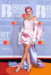 Anne-Marie at BRIT Awards 2020 in London