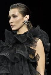 Bella Hadid Alberta Ferretti Fashion Show in Milan