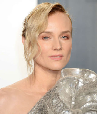 Diane Kruger at 2020 Vanity Fair Oscar Party in Beverly Hills