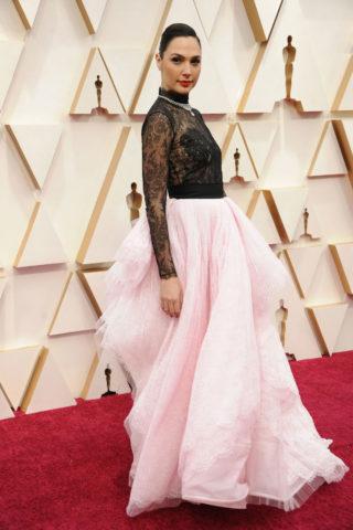 Gal Gadot at 2020 Oscars in Los Angeles