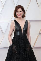 Geena Davis at 2020 Oscars in Los Angeles