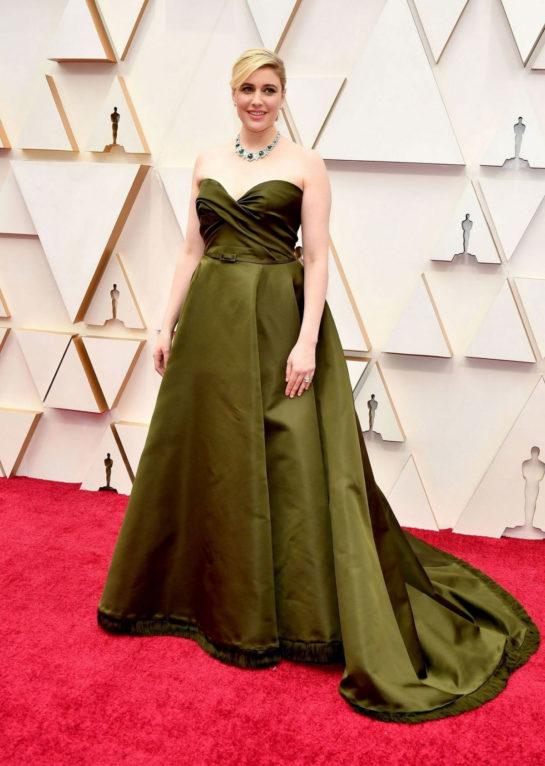 Greta Gerwig at 2020 Oscars in Los Angeles