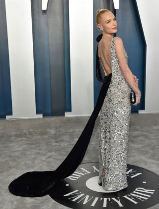 Kate Bosworth at 2020 Vanity Fair Oscar Party in Beverly Hills