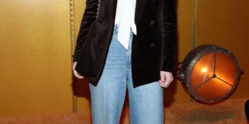 Katie Holmes at Zimmermann Show at New York Fashion Week