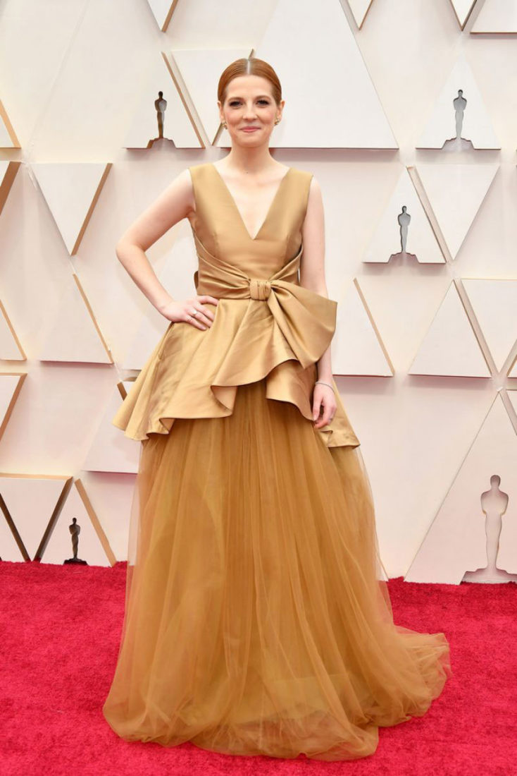 Krysty Wilson-Cairns at 2020 Oscars in Los Angeles