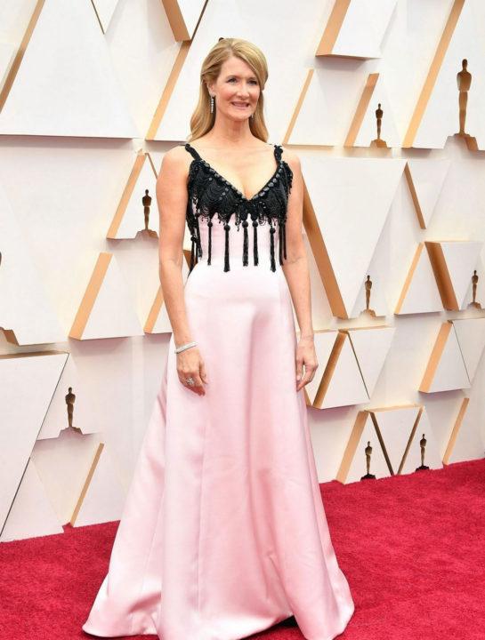 Laura Dern at 2020 Oscars in Los Angeles