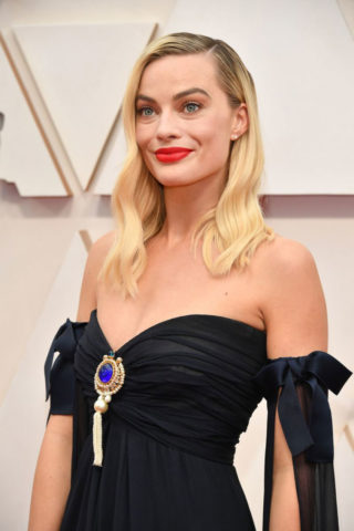 Margot Robbie at 2020 Oscars in Los Angeles
