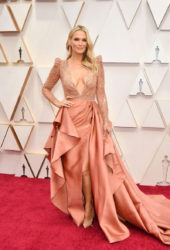 Molly Sims at 2020 Oscars in Los Angeles