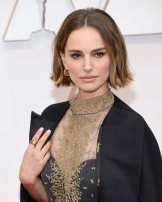 Natalie Portman at 2020 Oscars in Los Angeles