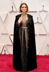Natalie Portman at 2020 Oscars in Los Angeles