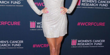 Paris Hilton at Women's Cancer Research Fund's An Unforgettable Evening Benefit Gala in Beverly Hills