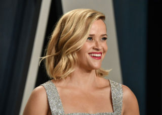 Reese Witherspoon at 2020 Vanity Fair Oscar Party in Beverly Hills