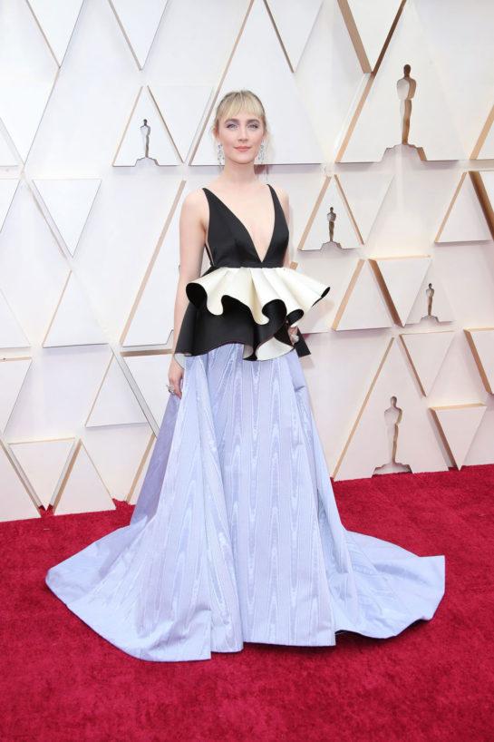 Saoirse Ronan at 2020 Oscars in Los Angeles