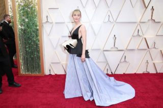 Saoirse Ronan at 2020 Oscars in Los Angeles