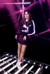 Selena Gomez at Puma Cali Sport Heritage Spring Summer 2020