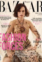 Daisy Ridley in Harper's Bazaar Malaysia March 2020