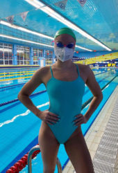 Daria Mullakaeva Russian Swimmer Personal Photos