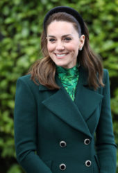 Kate Middleton at Her Royal Visit in Dublin