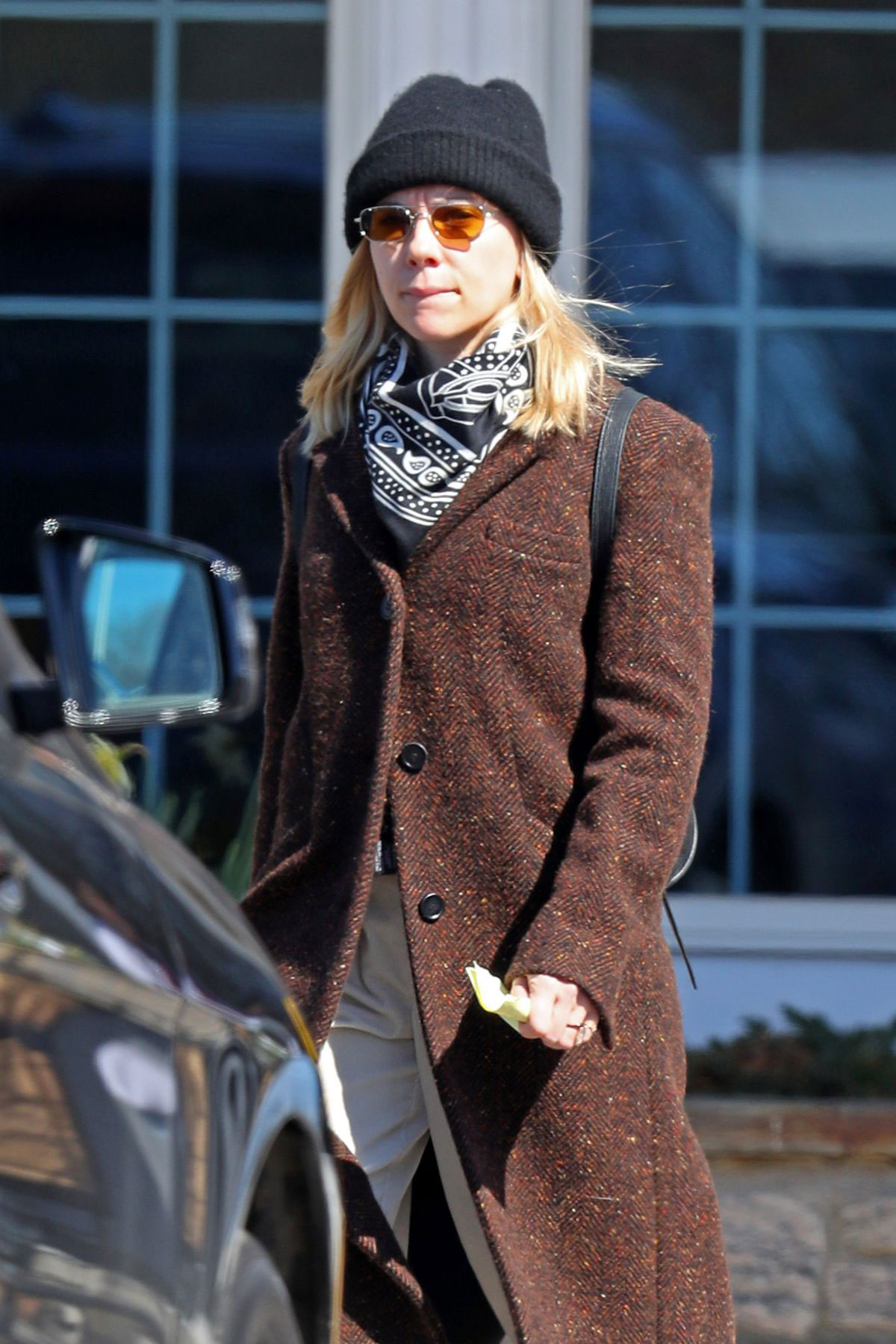Celebrity Shopping Scarlett Johansson At Grocery Shopping In The Hamptons Justfabzz