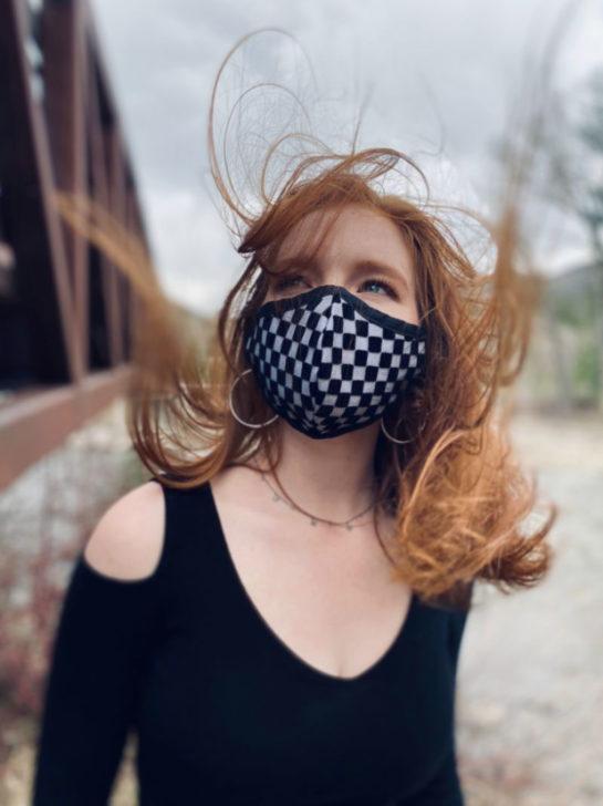 Annalise Basso Quarantine Diary for The Bare Magazine, May 2020